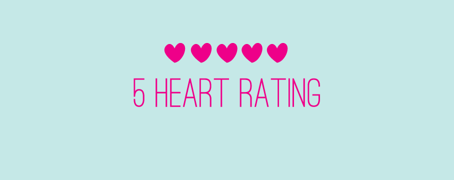 5 Heart Rating
